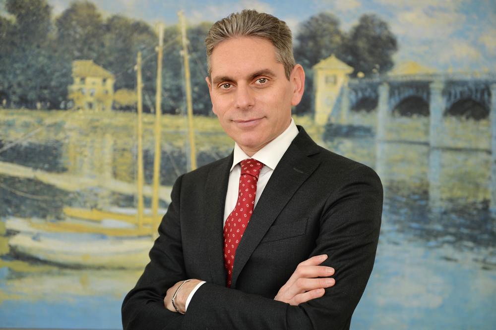 Gianluca Risaliti教授